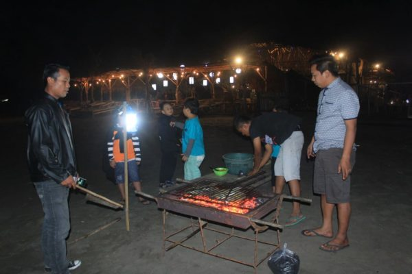 barbeque pangandaran