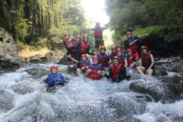 body rafting gren canyon