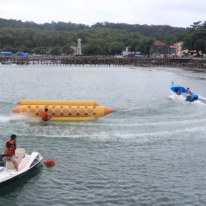Watersport Pangandaran