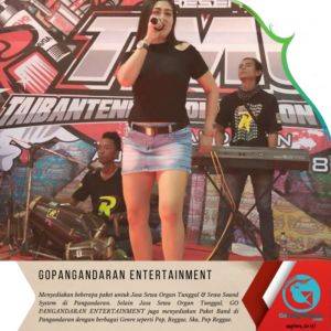 Go Pangandaran Entertainment