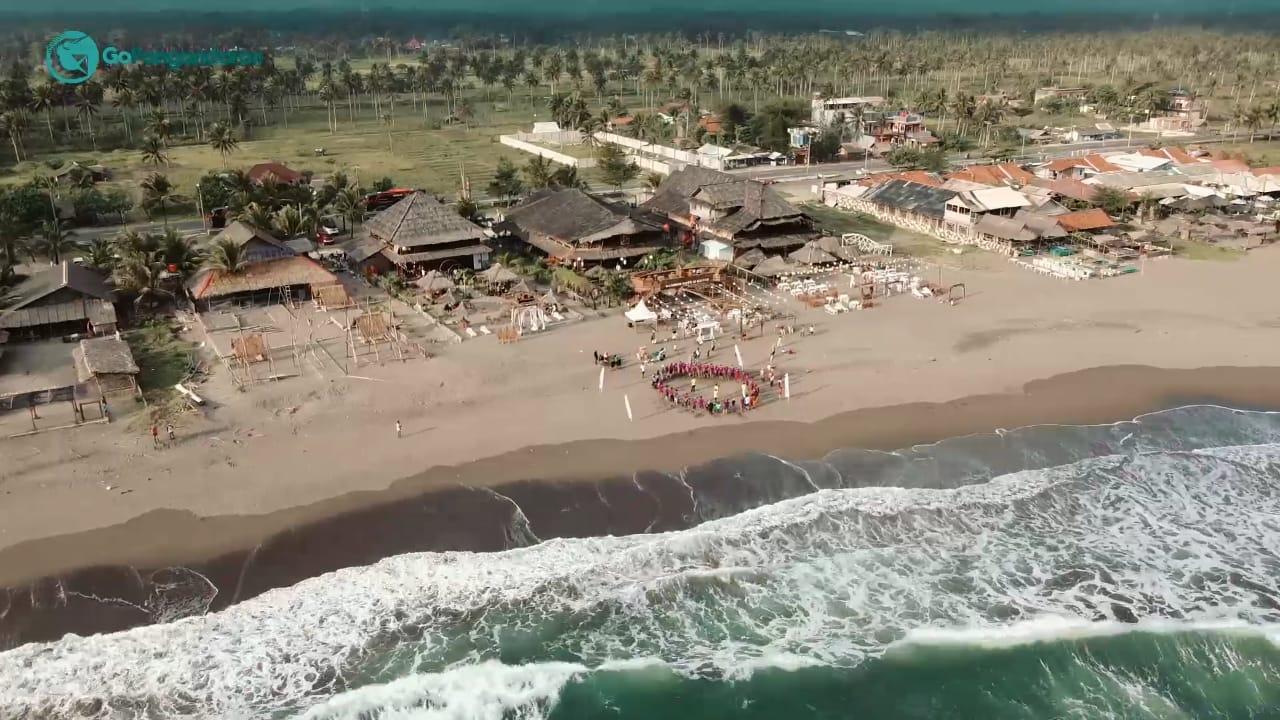 kampung turis pangandaran 2020